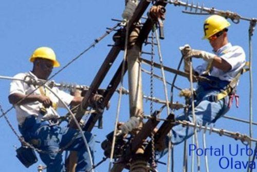 Repusieron el servicio eléctrico en dos barrios de la ciudad y en Sierra Chica