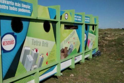 Este mes el Ecopunto estará en la localidad de Sierra Chica