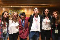 Olavarrienses en el Parlamento Federal Juvenil del INADI