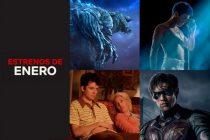 Los estrenos de Netflix para Enero