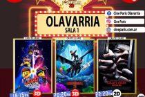 Miércoles: nueva cartelera de cine renovada
