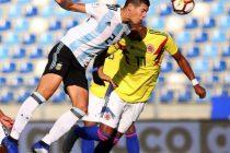 Los Chicos pisan fuerte: Argentina se recuperó y le ganó a Colombia