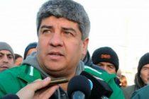 Pablo Moyano anunció un paro general para el 30 de abril