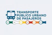 Así serán los recorridos del nuevo transporte público de pasajeros