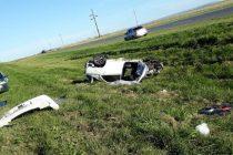 Autovía Balcarce- Mar del Plata: Perdió el control, volcó y falleció en el acto.