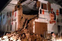 Un fuerte sísmo de magnitud 8 en Perú sacude también Colombia, Venezuela y Ecuador