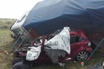 Fatal accidente en ruta 11: murió un hombre