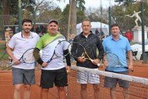 Tenis : Con gran éxito pasó la Copa Tito Vecchi