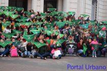 """Convocan a sumarse al """"Grito Global por el Aborto Legal"""" este sábado en Olavarría"""