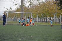 Se disputó el Torneo Interbarrial de Fútbol