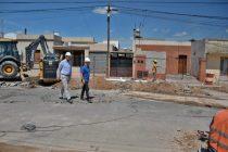 Liberación al servicio público de la red cloacal en Villa Floresta y Gral. Belgrano