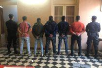 Se negaron a declarar siete de los policías detenidos por la masacre de Monte
