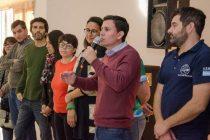 """Bajo el lema """"Unidad Para la Victoria"""", Aguilera realizo la primera reunión organizativa"""