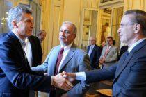 Miguel Ángel Pichetto sera el candidato a  vicepresidente de Macri
