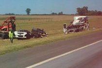 Juicio Abreviado: Transportista fue condenado por un incidente de tránsito donde había muerto otro camionero