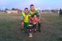 Colonias y Cerros: Mariano Moreno se corono una etapa del Campeonato