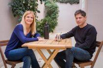 Kicillof y Magario se mostraron juntos como fórmula bonaerense por primera vez desde el anuncio