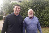Golf: Fabbi-González los ganadores, Molina el destacado