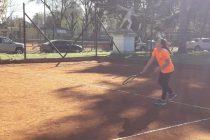 Tenis : Estudiantes fue sede de un concurrido torneo