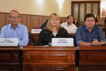 Aguilera presentó un proyecto para instalar semáforos y medidas de seguridad vial en Av Del Valle y Río Negro