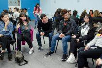 Aguilera organizó un Foro de juventudes