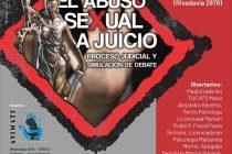 Coordinada por Animate se realizará una capacitación sobre abuso sexual y procesos judiciales