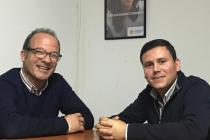 Aramburu apoyará a Aguilera en las elecciones
