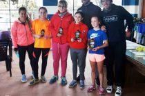 Paso el Torneo Federación de Tenis en Racing