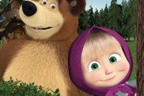 Masha y el oso estarán en el Teatro Municipal