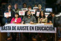 Anunciaron fuertes medidas de reclamo por infraestructura, SAE, transporte escolar  y boleto estudiantil