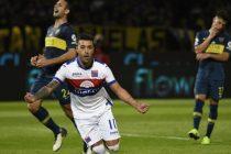 El local Lucas Janson  hizo historia con Tigre que le gano a Boca y es campeón de la superliga