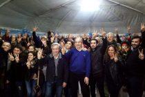 El Frente de Todos presentó su lista en Tapalqué