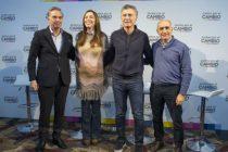 Vidal lanzó su campaña con llamado a evitar «la vuelta del pasado con cara nueva»