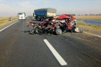 Camionero de Hinojo involucrado en fatal accidente