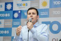 Aguilera: «Olavarría necesita un programa de viviendas para sus vecinos»