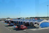Tarde de entrenamientos en el Hnos Emiliozzi del Turismo Sport del Sudeste