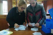 Elección de delegados del personal en el sindicato trabajadores municipales