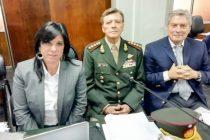 César Milani fue absuelto por unanimidad por delitos de torturas y secuestros y ordenaron su libertad