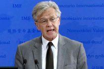 Luego de la conferencia de Lacunza, el FMI envió un comunicado: «estamos en diálogo continuo con las autoridades»