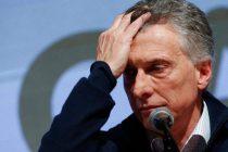 Para el Financial Times los inversores creen que a Macri se «le acabó el tiempo»»