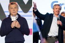 Mauricio Macri: «Tuvimos una larga y buena conversación con Alberto Fernández»