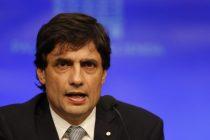 Lacunza aseguró que se usarán reservas para evitar una «corrida irracional»
