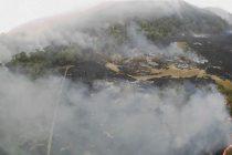 El humo de los incendios en el Amazonas llegó al norte de la Argentina y podría llegar a Buenos Aires