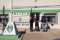 Sierras Bayas: Dos aprehendidos por un intento de robo
