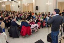 Multitudinaria cena de Fiscales del Frente de Todos
