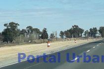 Autovía Las Flores-Azul: La obra sigue paralizada