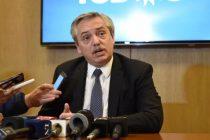 Fernández rechazó baja de IVA: «hubiera sido mejor devolver a sectores postergados»