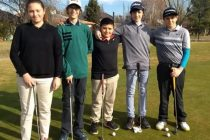Golf: Menores del Club Estudiantes en un Torneo Regional