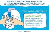 Se conmemora el Día Nacional de Lucha contra el Síndrome Urémico Hemolítico