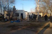 Allanamientos en Barrios Isaura y Belén